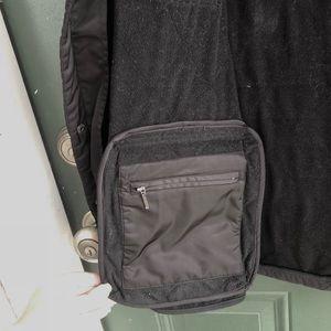 Daniel Cremieux Jackets & Coats - Black Cremieux Quilted Outdoor Vest